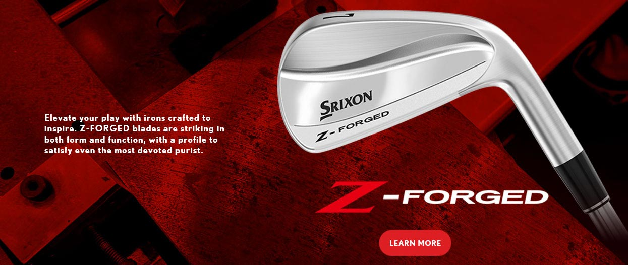 Z Forged Irons