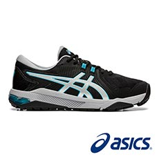 ASICS GEL-COURSE Glide,Black/Silver