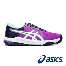 ASICS Women's GEL-COURSE Glide,Orchid/White