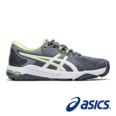 ASICS Women's GEL-COURSE Glide,Metropolis/White
